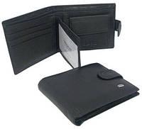 Мужской кожаный кошелек портмоне Dr. Bond натуральная кожа, фото 1