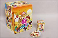 Шоколадное яйцо Сафари Safari 60 гр. 24 шт. Anl