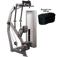Тренажер для мышц груди и задних дельт 150 кг INTER ATLETIKA X-LINE X124.1