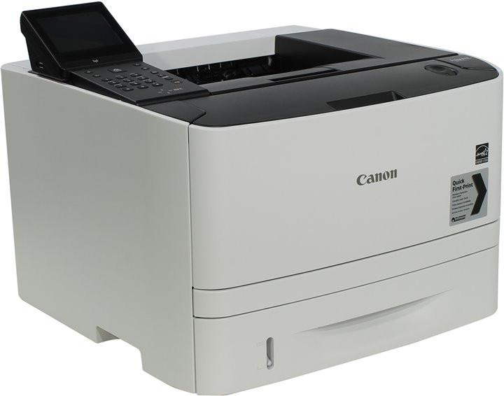 Заправка Canon i-SENSYS LBP253x картридж 719 и 719Н