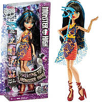 Кукла Monster High Cleo De Nile из серии Dance The Fright Away.