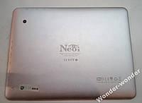 Задняя крышка планшета NEOI 697 металл