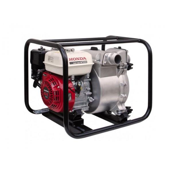Профессиональные помпы для грязной воды Honda WT20XK3 DE