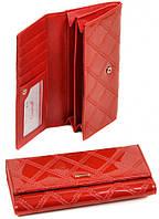 Женский кожаный кошелек Cossroll Отличное качество, фото 1