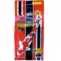 Корм для Кои Hikari Gold 2 кг (основное питание с усилением окраса)