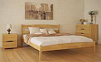 """Деревянная кровать """"Лана"""" без ижножья"""