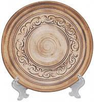 Тарелка керамическая Покутская Керамика Шляхтянская Ø20см