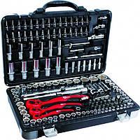 Профессиональный набор инструментов интертул INTERTOOL ЕТ-7151 (151 едениц)