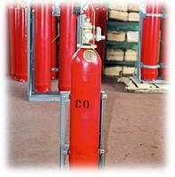Модуль газового пожаротушения МГП-25