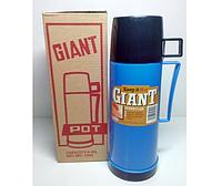 Термос Giant 1633 450 мл. стекло