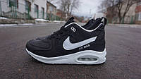 Мужские кроссовки  Nike Air Max 90 Sneakerboot Black/White