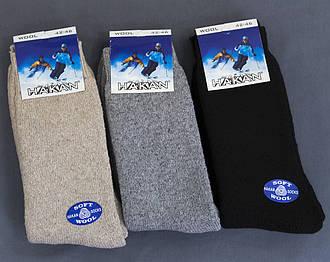 Зимние носки, 90% шерсти