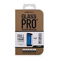 Защитное стекло Momax Full Frame (0.3) for iPhone 6 (PZAPIP6FFD), black