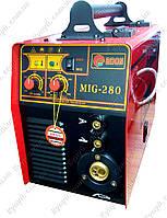 Сварочный полуавтомат инверторный Edon MIG-280