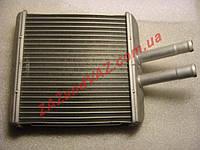 Радиатор отопителя печки Ланос Lanos Сенс Sens SHIN KUM Корея алюминиевый 96231949