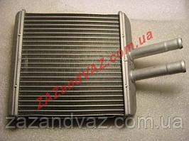 Радиатор отопителя печки Нубира Nubira SHIN KUM Корея 22 соты алюминиевый 96231949