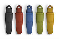 Туристический нож с ножнами, огнивом и паракордом Morakniv Eldris Colour Mix, фото 2