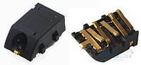 (Коннектор) Aksline Разъем гарнитуры Sony Xperia Tipo ST21i / Sony Xperia Tipo Dual ST21i2 Original