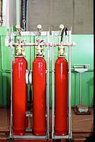 Модуль газового пожаротушения МГП-1-80