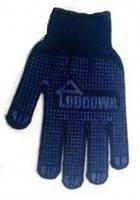 Перчатки  Budowa синтетика синяя/черная