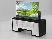 Тумба TV-line 1 size 126х53hх35 МДФ venge