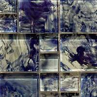 Стеклянная мозаика Mozaico de Lux cl-mos bsbw1122