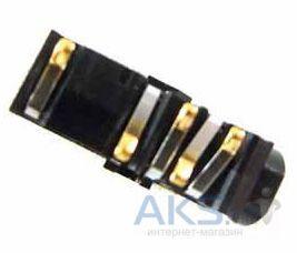 (Коннектор) Aksline Разъем наушников Sony Xperia Arc LT15i / Xperia Arc S LT18i / Xperia Pro MK16i Original