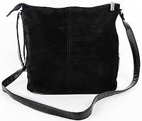 Женская замшевая сумка клатч планшет Натуральный замш, фото 1