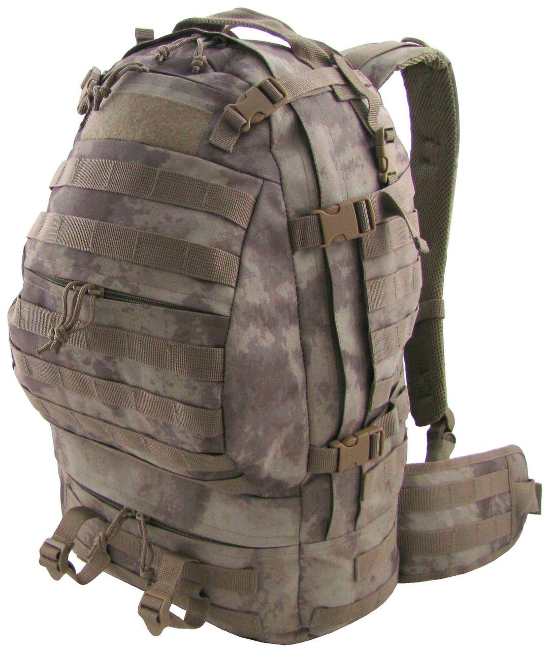 Тактический рюкзак CARGO BACKPACK MOLLE 32 L A-TACS AU