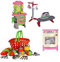 Детские кухни, бытовая техника и посуда