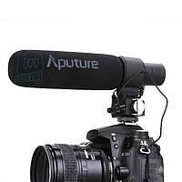 Профессиональный внешний стереомикрофон Aputure V-Mic D2., фото 1