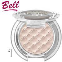 Bell Secretale - Тени для век матовые Тон 01 пастельные кремовые