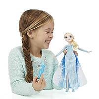 Кукла Эльза Холодное Сердце в наряде с проявляющимся рисунком, фото 1