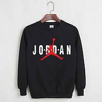 Свитшот мужской Jordan, черный.