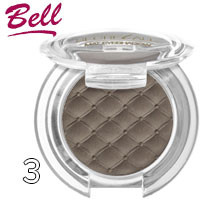 Bell Secretale - Тени для век матовые Тон 03 кофе