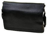 Мужская кожаная сумка портфель Dr. Bond на ремне, фото 1