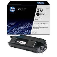 Заправка картриджа HP LJ 4000/ 4050 (C4127A)