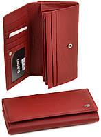 Женский кожаный кошелек Dr.Bond натуральная кожа, фото 1