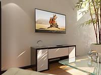 Тумба TV-line 10 126х53hх35 МДФ венге