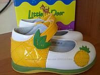 Туфли для девочки B&G 21,22,25 р-р арт LD132-169