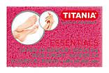 Педикюрная пемза маленькая для ног и рук TITANIA art.3000/1, фото 6