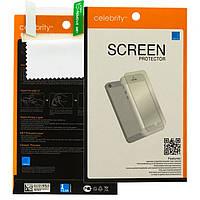 Защитная пленка Celebrity для HTC One M7,глянцевая