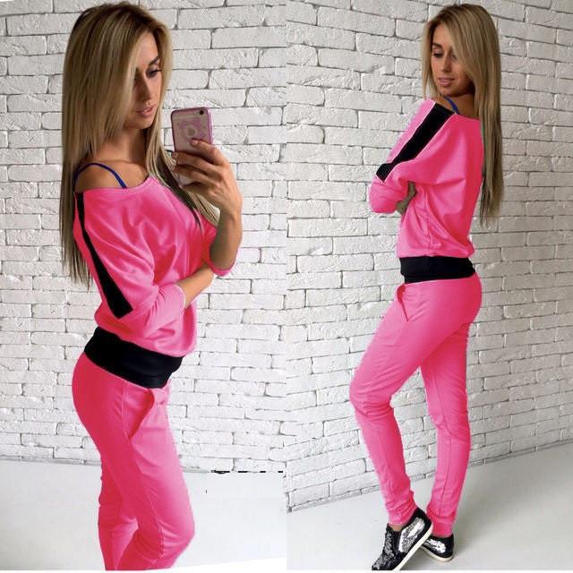 cd6b1bae659 Спортивный костюм женский Голти розовый
