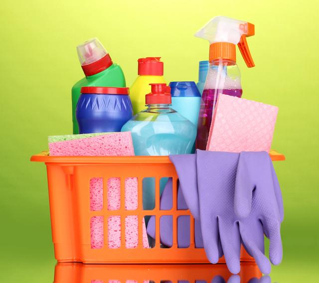 Средства гигиены и моющие средства