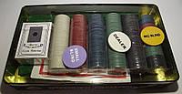 Набор для игры в Покер 300 фишек