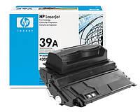 Заправка картриджа HP LJ 4300 (Q1339A)