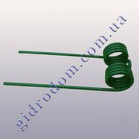 Пружина граблины ПБ16.01.607 КСК-100 Цену уточняйте!