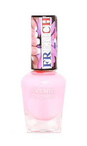 Лак для ногтей. №1 выразительный розовый