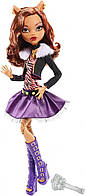 Кукла Monster High Clawdeen Wolf из серии Frightfully Tall Ghouls.