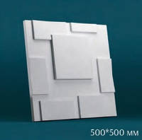 "3D панель ""Квадраты"" (113)"